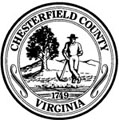 Seal of Chesterfield County